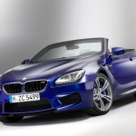 BMW M6 Convertible 2012 Front