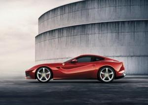 Ferrari F12berlinetta 2012 Profile