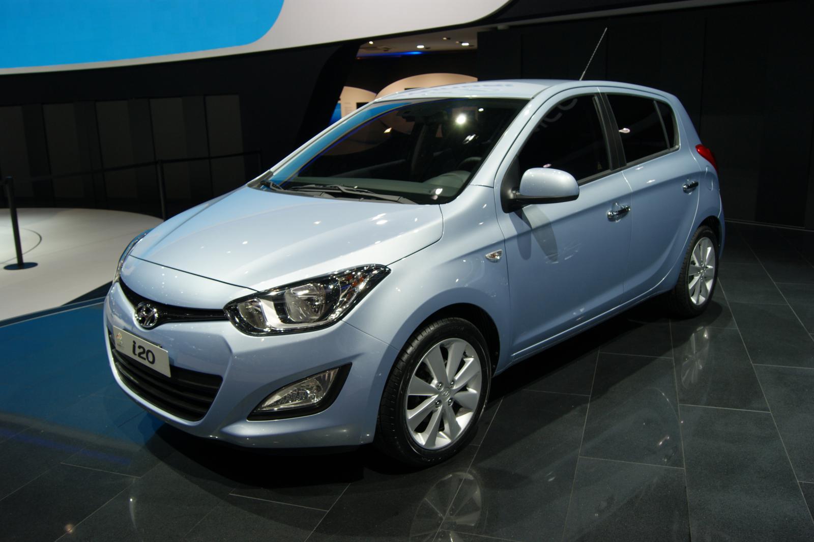 Hyundai Full Size Cars