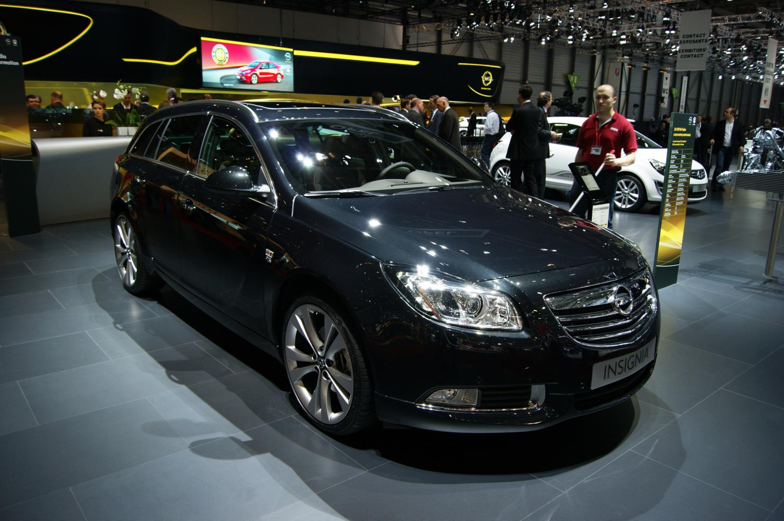 geneva 2012 vauxhall insignia biturbo front seat driver. Black Bedroom Furniture Sets. Home Design Ideas