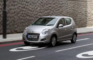 Suzuki Alto 2012 Left Front