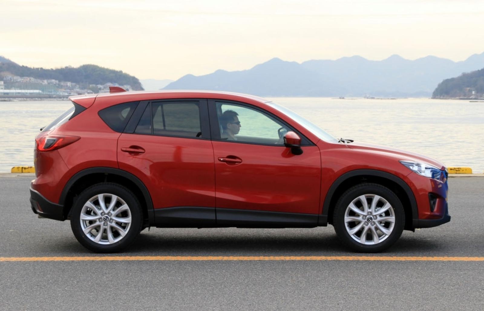 Mazda Cx 5 2012 Profile Front Seat Driver