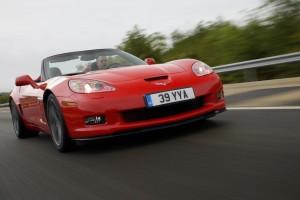SMMT Test Day Drives 2012 Chevrolet Corvette