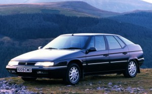Citroen XM 1992 Profile