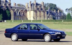 Peugeot 605 1996 Profile