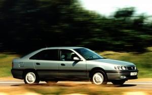 Renault Safrane 1996 Profile