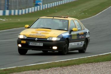 Renault Safrane 2007 Donington