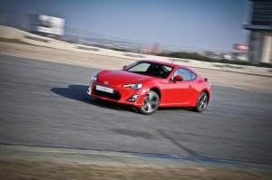 Toyota GT86 2012 Drifting