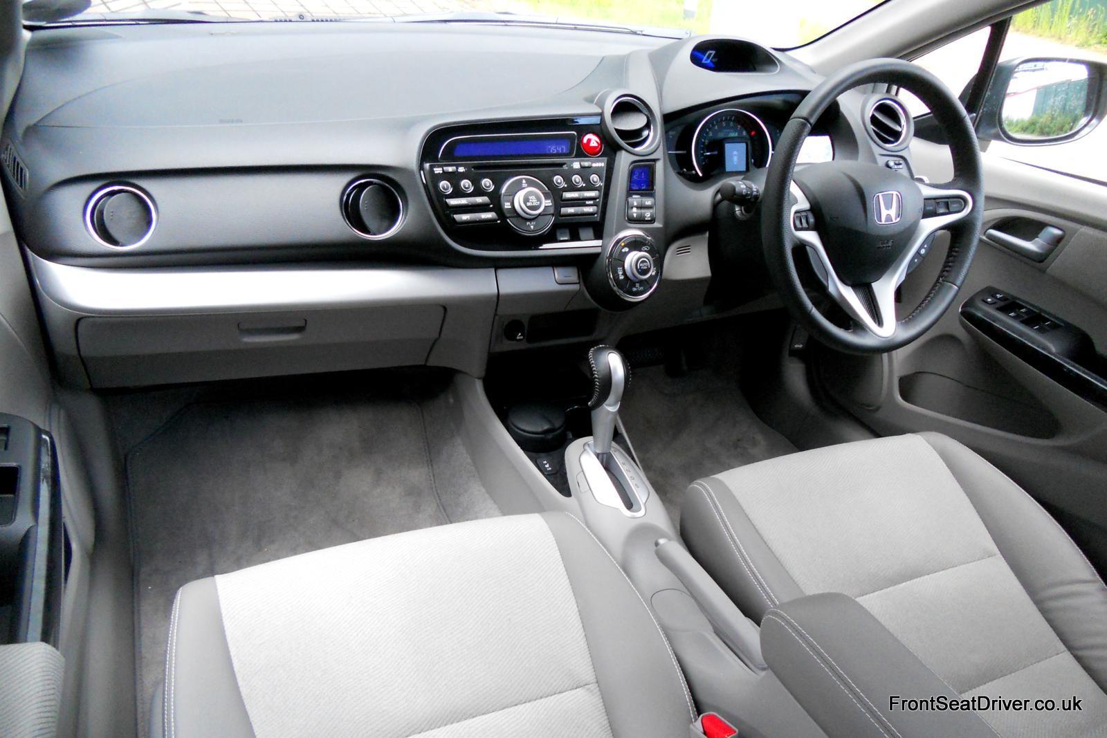 Honda Insight 1 3 Ima 2012 Interior Front Seat Driver