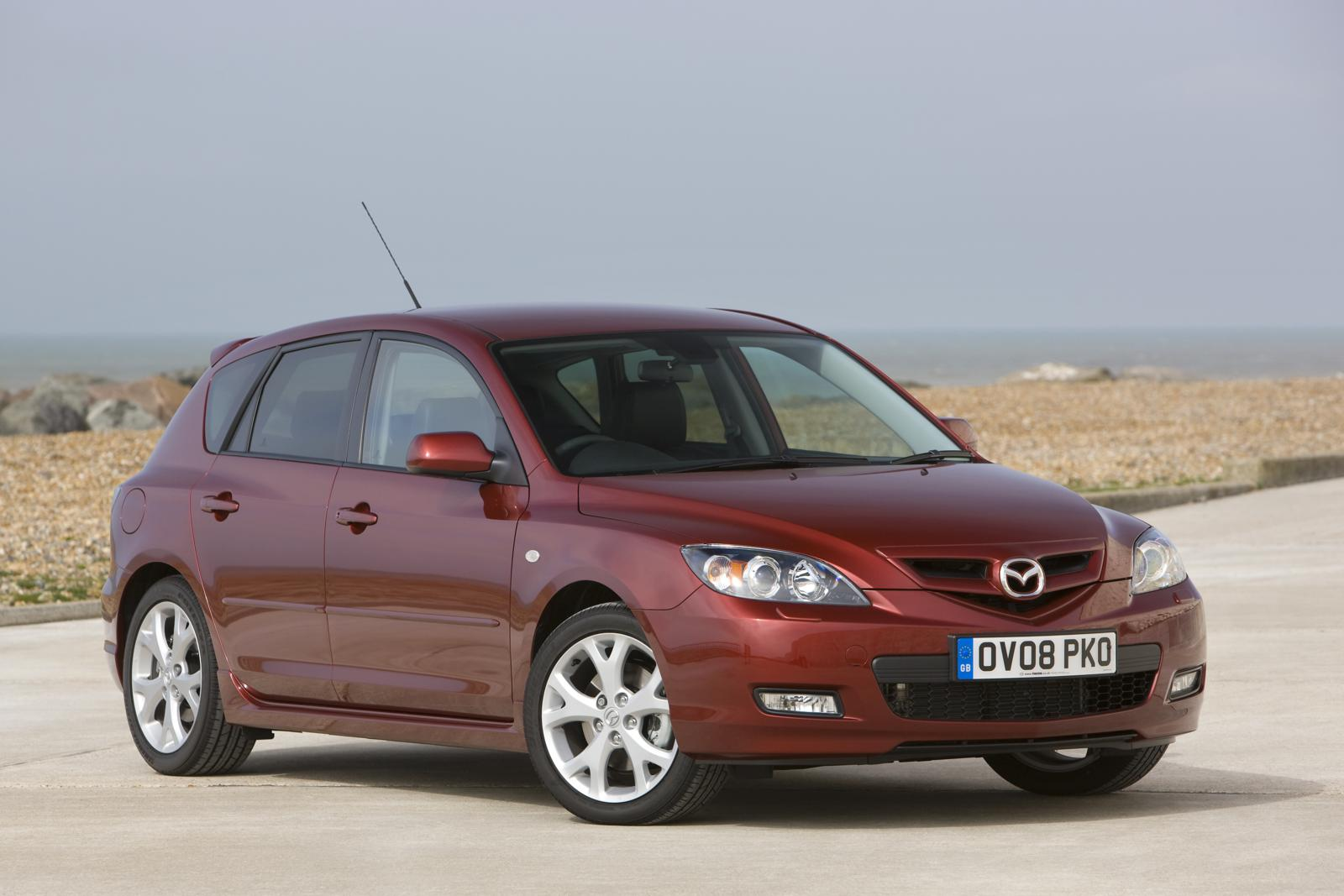 Top Ten Most Reliable Cars 2012 Mazda 3 Front Seat Driver