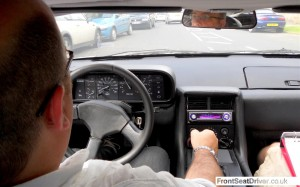 Dales Dash 2012 DeLorean Interior