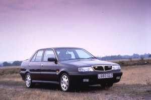 Lancia Dedra i.e. Turbo 1994 Front Right