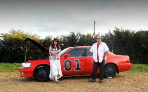 Phil Huff and The General Lee(xus)