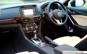 Mazda 6 2013 Cabin