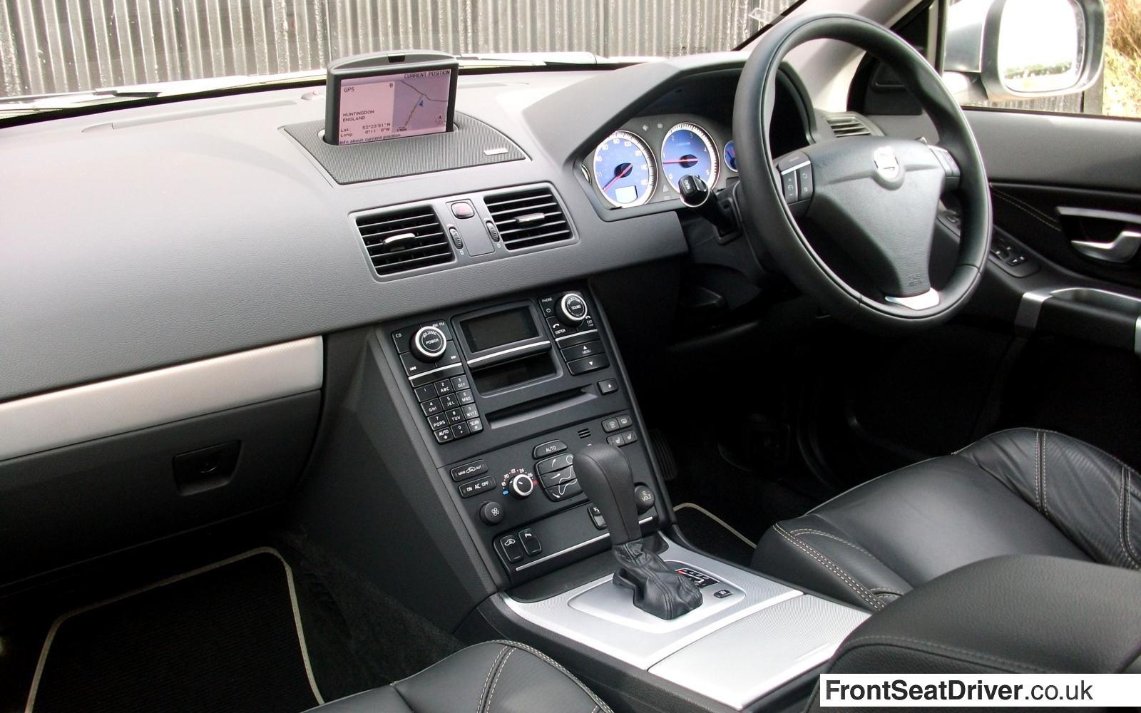 Volvo Xc90 R Design 2012 Interior Front Seat Driver