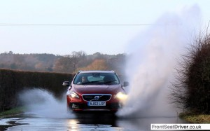 Volvo V40 Cross Country 2013 Splash