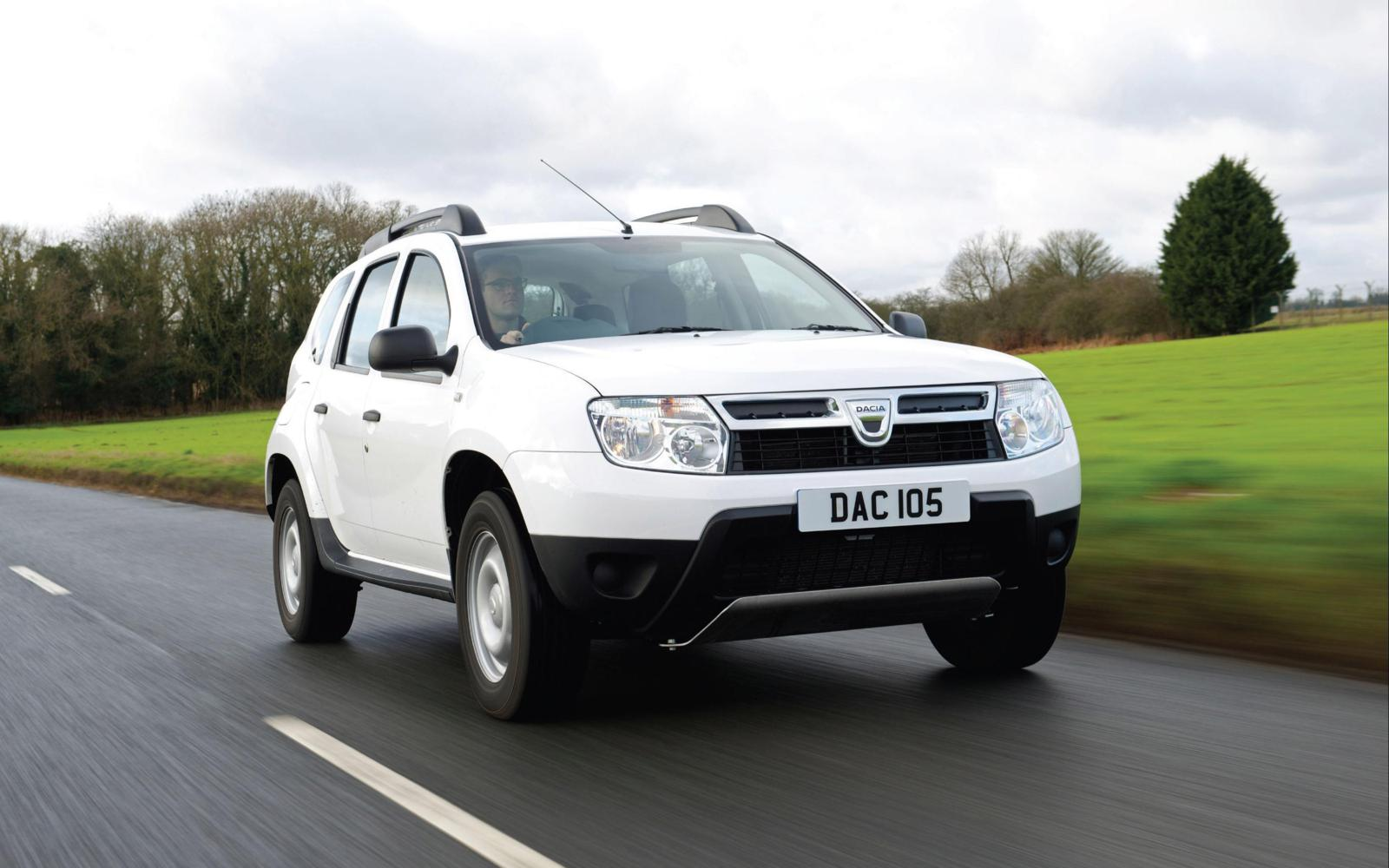 Dacia Duster Access 2013 Front Right Front Seat Driver