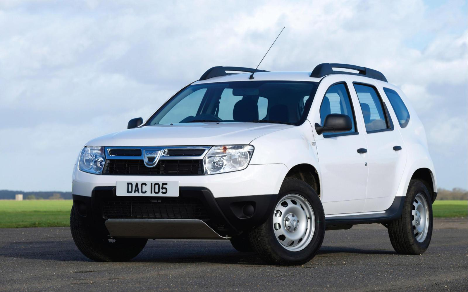 Dacia Duster Access 2013 Left Front