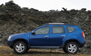 Dacia Duster Laureate 2013 Profile