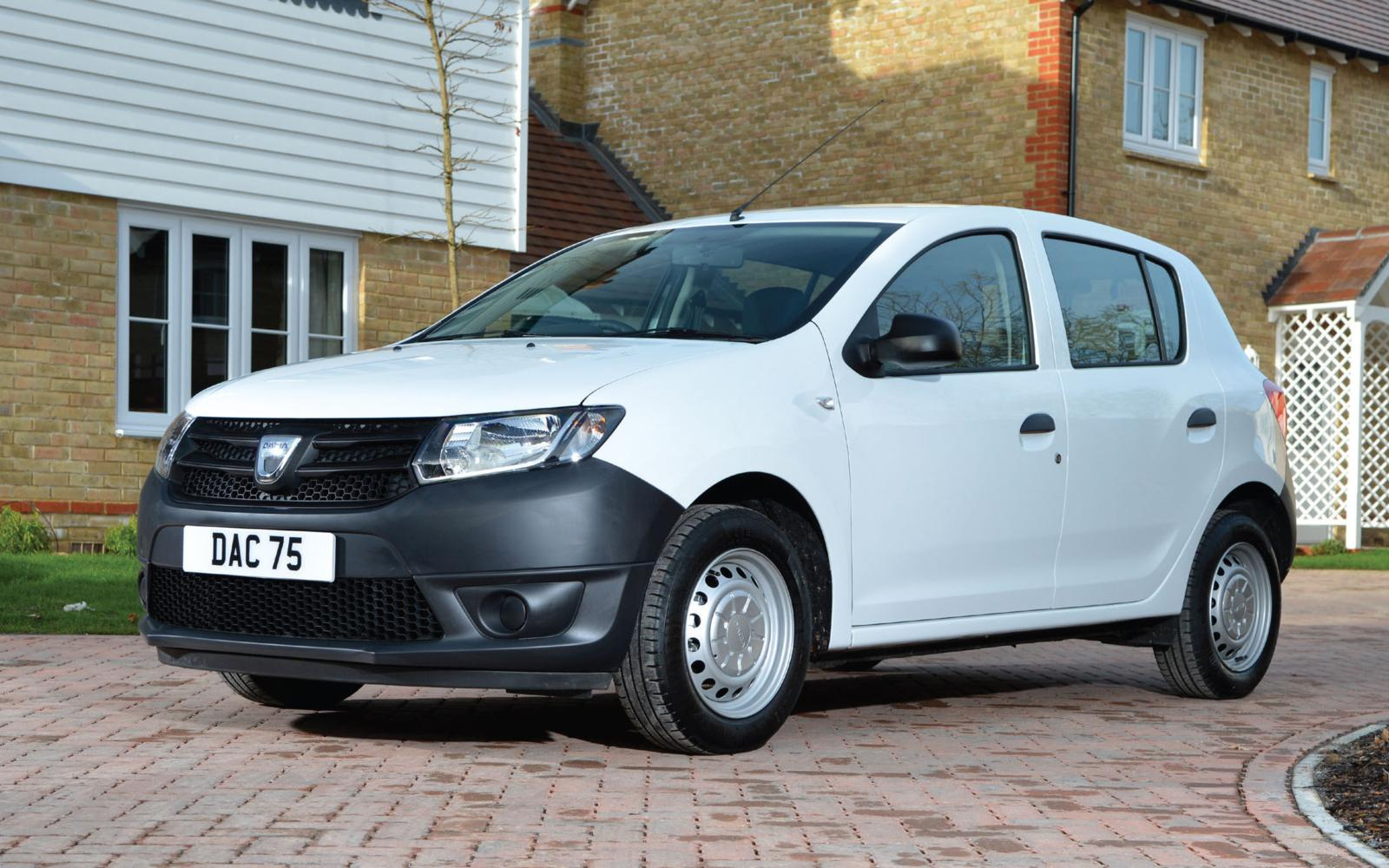 Dacia Sandero Access 2013 Left Front Front Seat Driver
