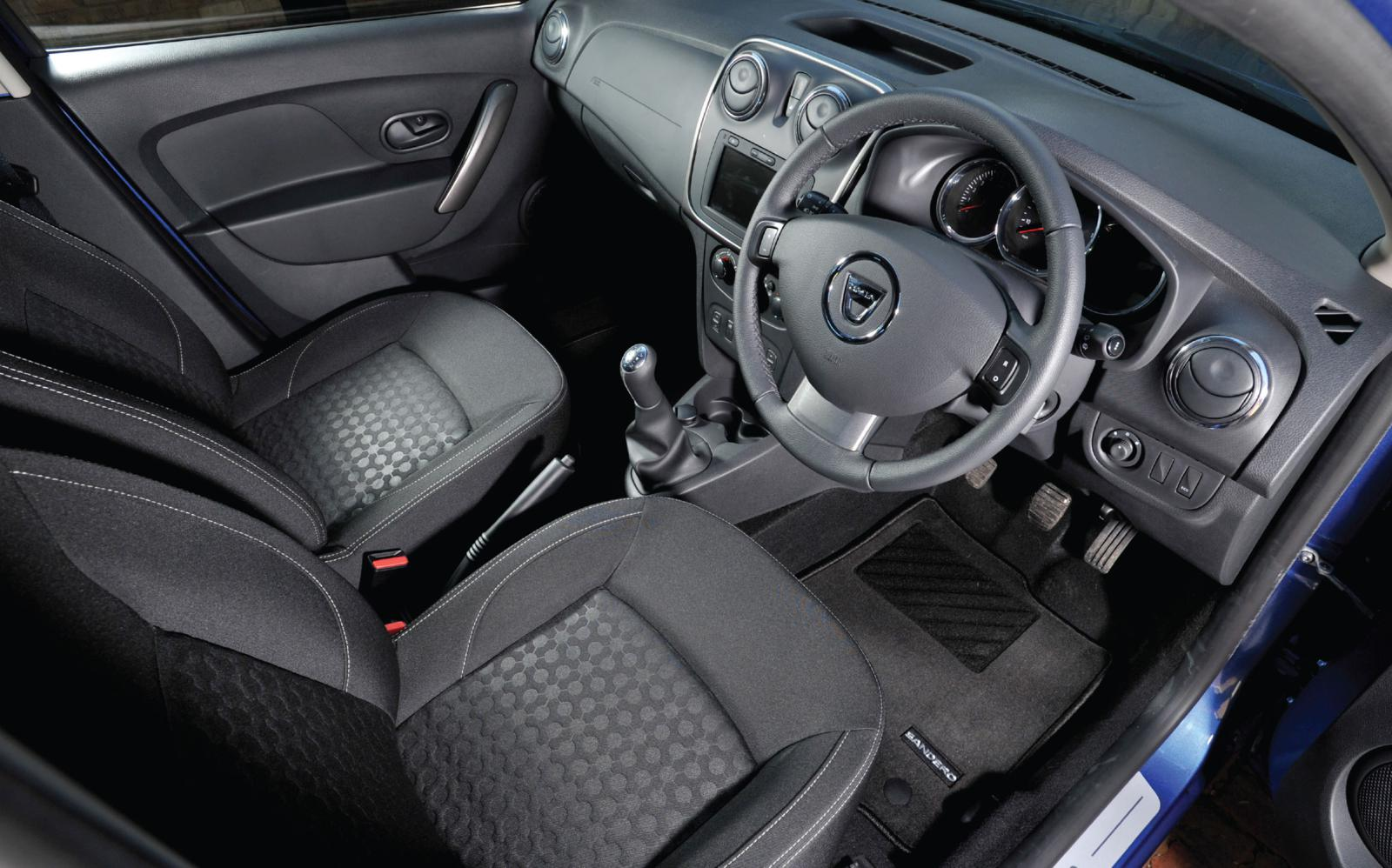 Dacia Sandero Laureate 2013 Interior Front Seat Driver