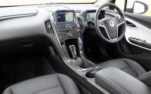 Vauxhall Ampera 2013 Interior #lifewithampera