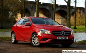 Mercedes A-Class A180 SE 2013 Front Right