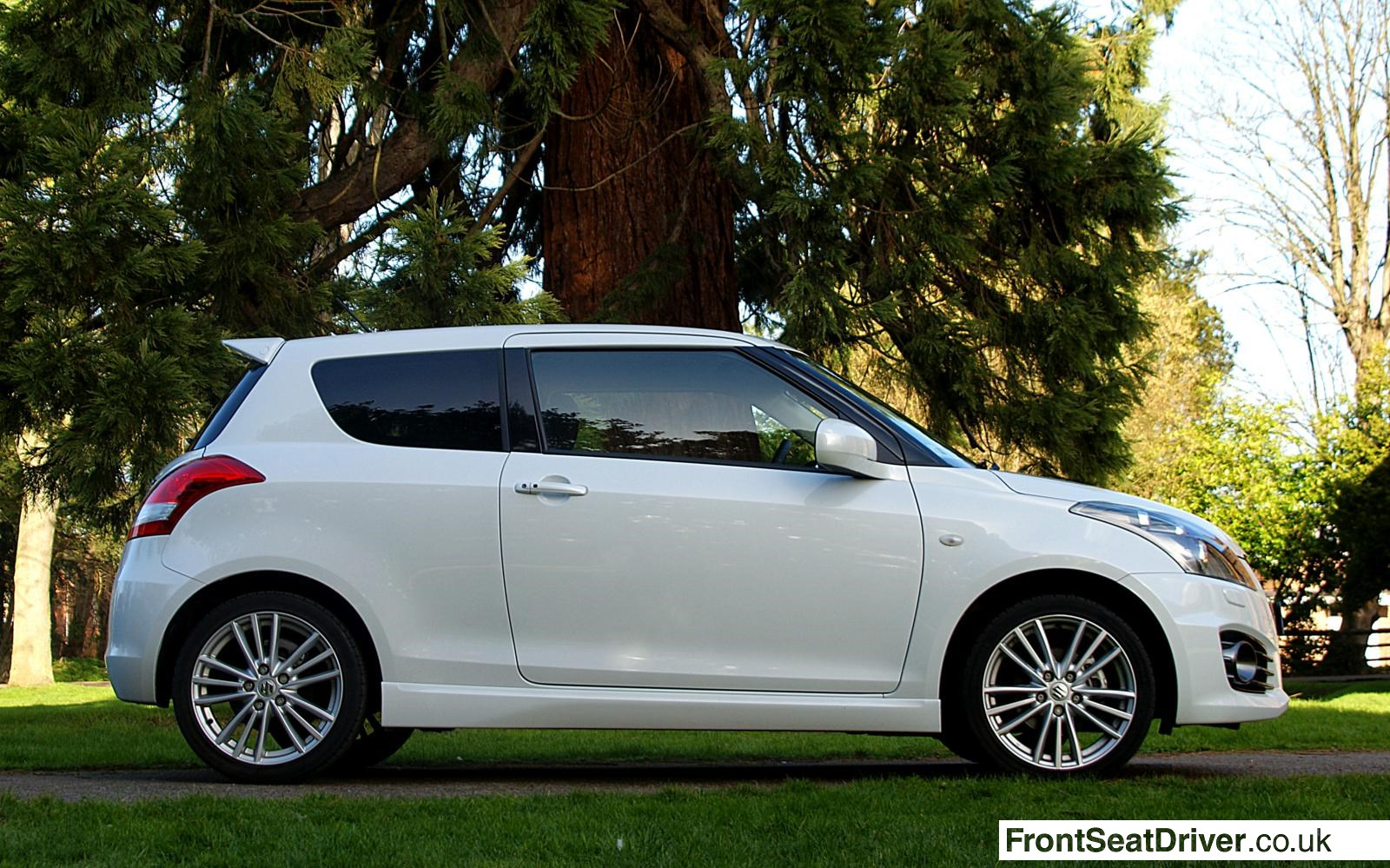 Suzuki Swift Sport 2013 Profile Front Seat Driver