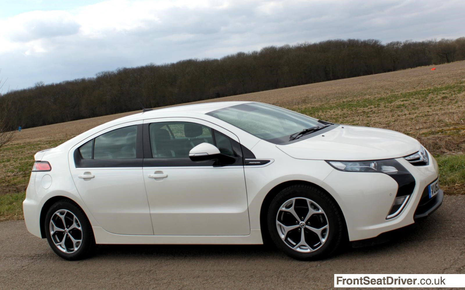 Vauxhall Ampera 2013 Front Right Front Seat Driver