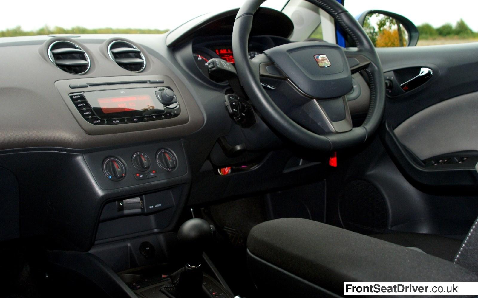Seat Ibiza 2013 Interior Front Seat Driver