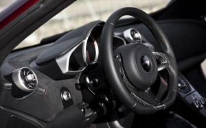 McLaren MP4-12C 2013 Dashboard