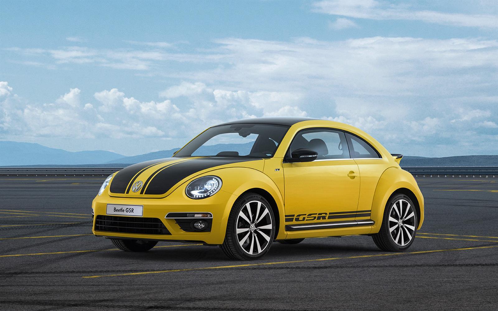 Volkswagen Beetle Gsr 2013 Front Front Seat Driver