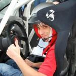 Abarth MIYR 2013 Drivers Seat