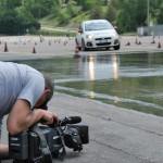 Abarth MIYR 2013 Filming Car