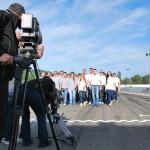 Abarth MIYR 2013 Filming Contestants
