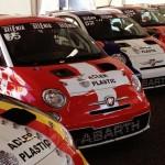 Abarth MIYR 2013 Race Cars