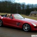 Mercedes SLS AMG 2012 Profile