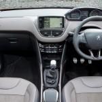 Peugeot 2008 2013 Dashboard