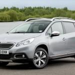 Peugeot 2008 2013 Front