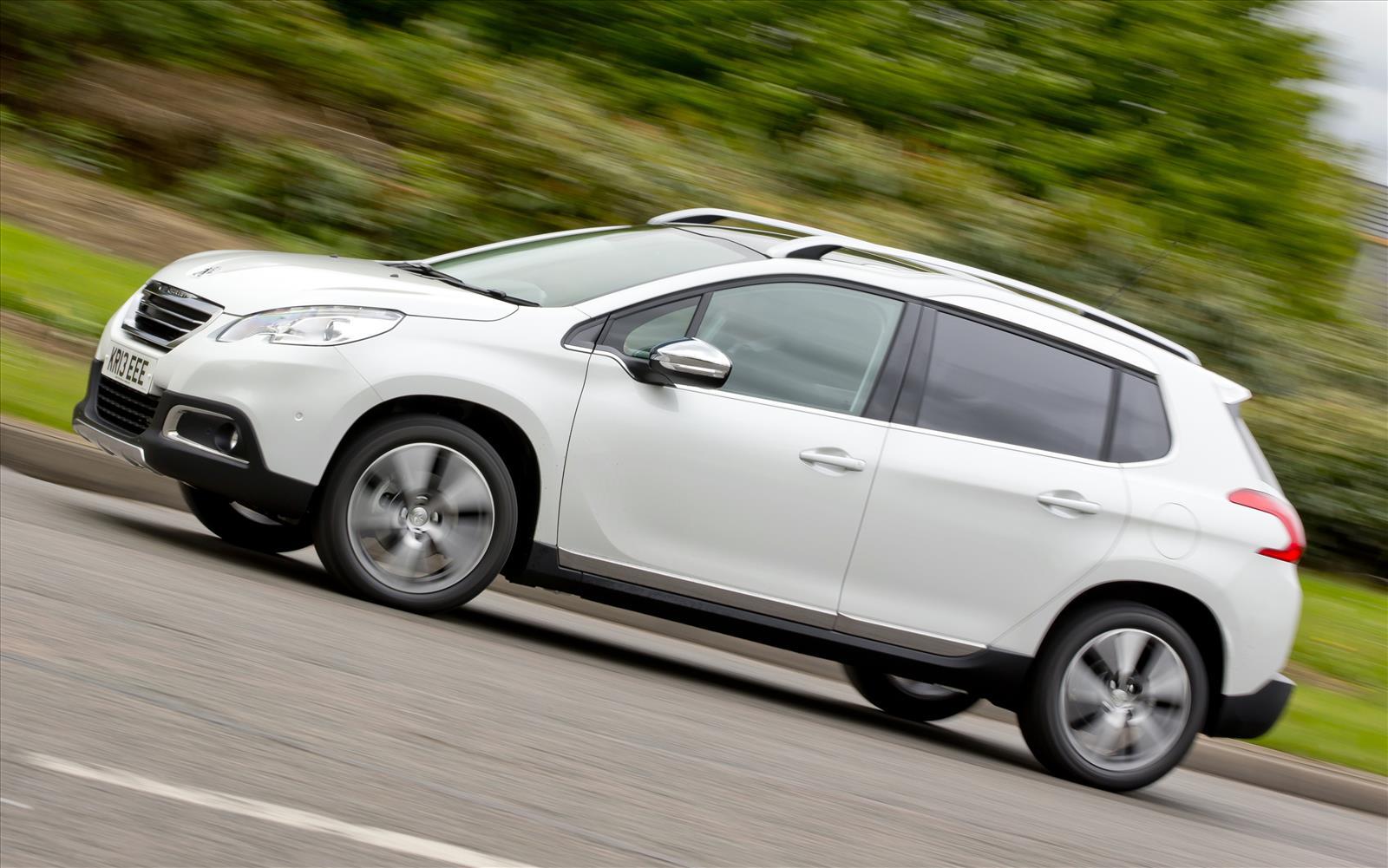 Peugeot 2008 2013 Profile