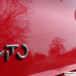 Alfa Romeo MiTo 2013 Badge Detail