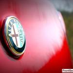 Alfa Romeo MiTo 2013 Bootlid Badge Detail