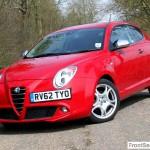 Alfa Romeo MiTo 2013 Front