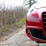 Alfa Romeo MiTo 2013 Grille Detail