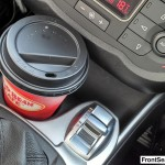 Alfa Romeo MiTo 2013 Tight Cupholder