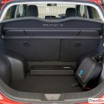 Nissan LEAF 2013 Boot