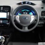 Nissan LEAF 2013 Dashboard