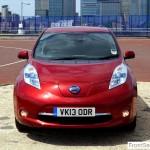 Nissan LEAF 2013 Front