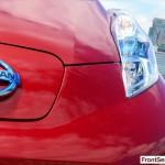 Nissan LEAF 2013 Front Detail