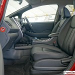 Nissan LEAF 2013 Front Seats